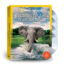 Secrets of the African Wild DVD Collection