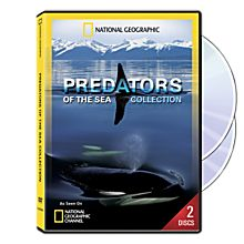 National Geographic Predators of the Sea DVD Collection