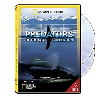 View National Geographic Predators of the Sea DVD Collection image