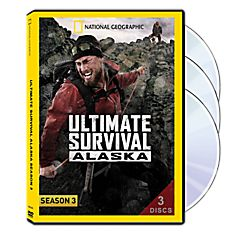 Ultimate Survival Alaska Season Three 3-DVD Set, 2015