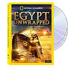 Egypt Unwrapped 2-DVD Set, 2008