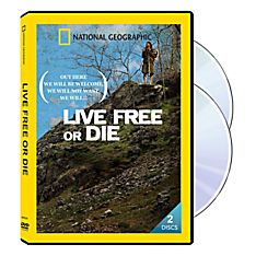 Live Free or Die DVD Set, 2014