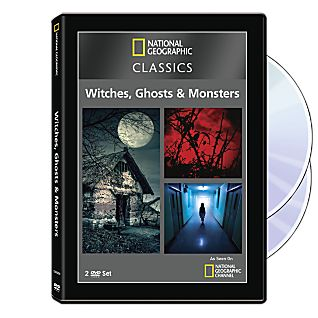View National Geographic Classics: Witches, Ghosts & Monsters 2-DVD Set image