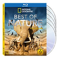 Best of Nature Blu-Ray Collection - 9781426347351