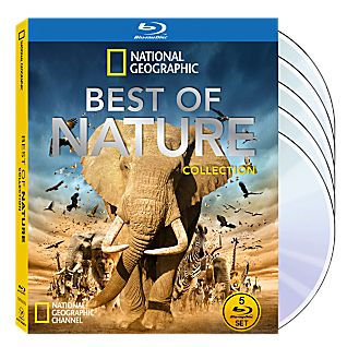 National Geographic Best of Nature Blu-Ray Collection