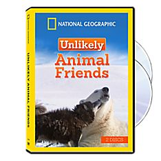 Unlikely Animal Friends 2-DVD Set, 2014