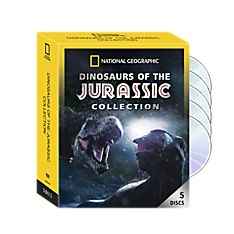 Dinosaurs of the Jurassic 5-DVD Set