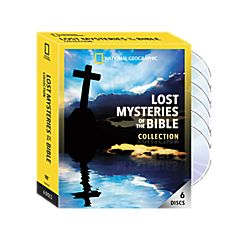Lost Mysteries of the Bible 6-DVD Set - 9781426347993