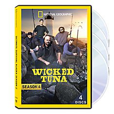 Wicked Tuna Season Four 2-DVD Set