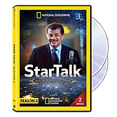 StarTalk with Neil deGrasse Tyson Season Two 2-DVD Set