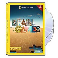 Brain Games Season Seven 2-DVD Set