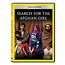 Search for the Afghan Girl DVD