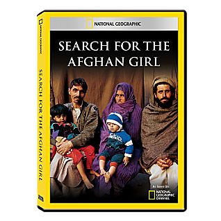 View Search for the Afghan Girl DVD Exclusive image