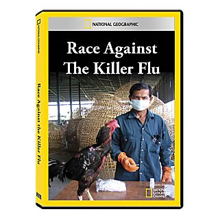 View Race Against the Killer Flu DVD Exclusive image