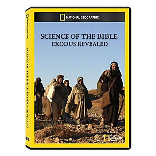 Mysteries of the Bible: Exodus Revealed DVD Exclusive