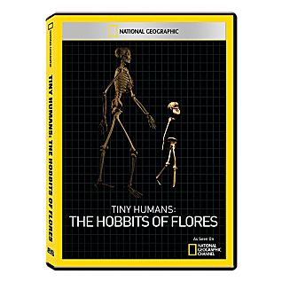 View Tiny Humans: The Hobbits of Flores DVD Exclusive image