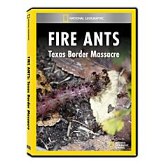Fire Ants: Texas Border Massacre DVD