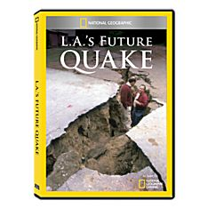 L.A.'S Future Quake DVD