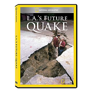 View L.A.'s Future Quake DVD Exclusive image