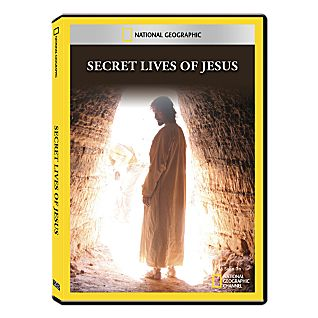 View Secret Lives of Jesus DVD Exclusive image