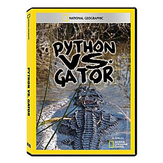 Python vs. Gator DVD Exclusive