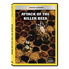 Attack of the Killer Bees DVD