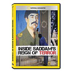 Inside Saddam's Reign of Terror DVD Exclusive