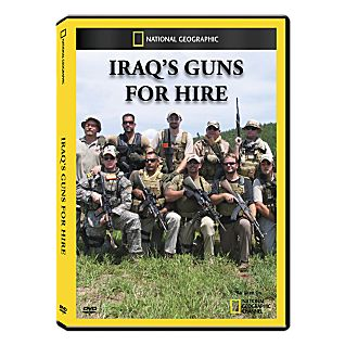View Iraq's Guns for Hire DVD Exclusive image