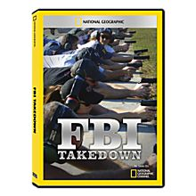 FBI Takedown DVD Exclusive