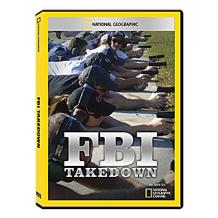 View FBI Takedown DVD Exclusive image