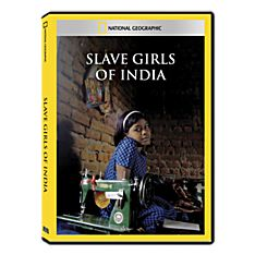 Slave Girls of India DVD