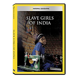 Slave Girls of India DVD Exclusive