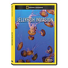 Jellyfish Invasion DVD