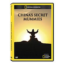 China's Secret Mummies DVD Exclusive
