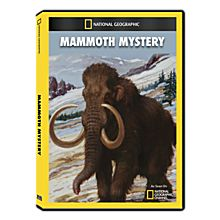 Mammoth Mystery DVD Exclusive