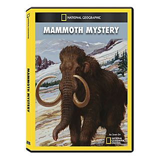 View Mammoth Mystery DVD Exclusive image
