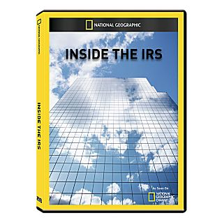 View Inside the IRS DVD Exclusive image