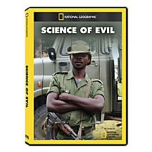 Science of Evil DVD