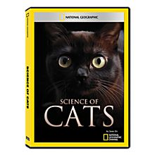 Science of Cats DVD