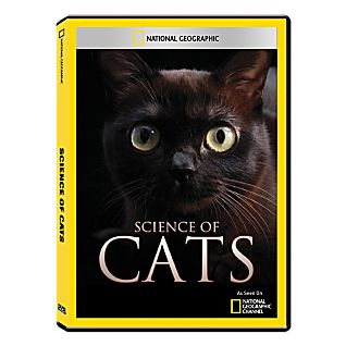 View Science of Cats DVD Exclusive image
