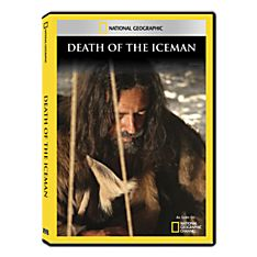 Death of the Iceman DVD