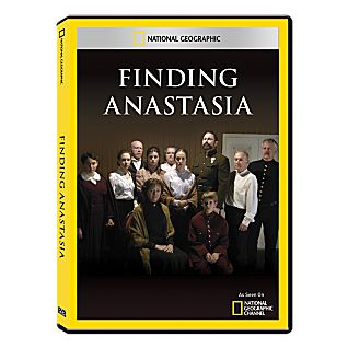 View Finding Anastasia DVD Exclusive image