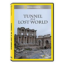 Tunnel to a Lost World DVD