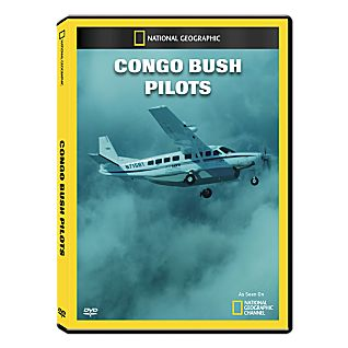 Congo Bush Pilots DVD Exclusive