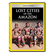 Lost Cities of the Amazon DVD