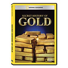 Secret History of Gold DVD