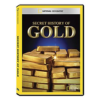 View Secret History of Gold DVD Exclusive image
