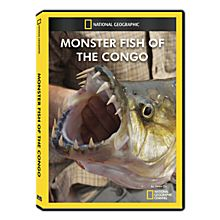 Monster Fish of the Congo DVD