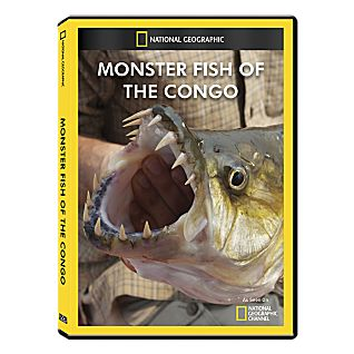 View Monster Fish of the Congo DVD Exclusive image