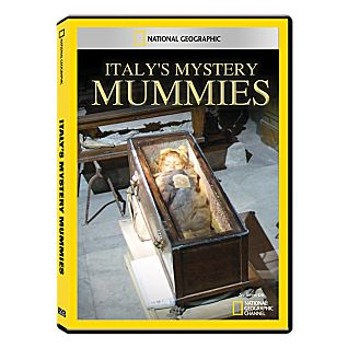 View Italy's Mystery Mummies DVD Exclusive image